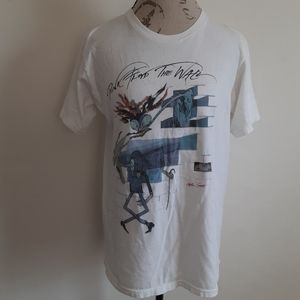 Pink Floyd The Wall Graphic Band T Shirt M